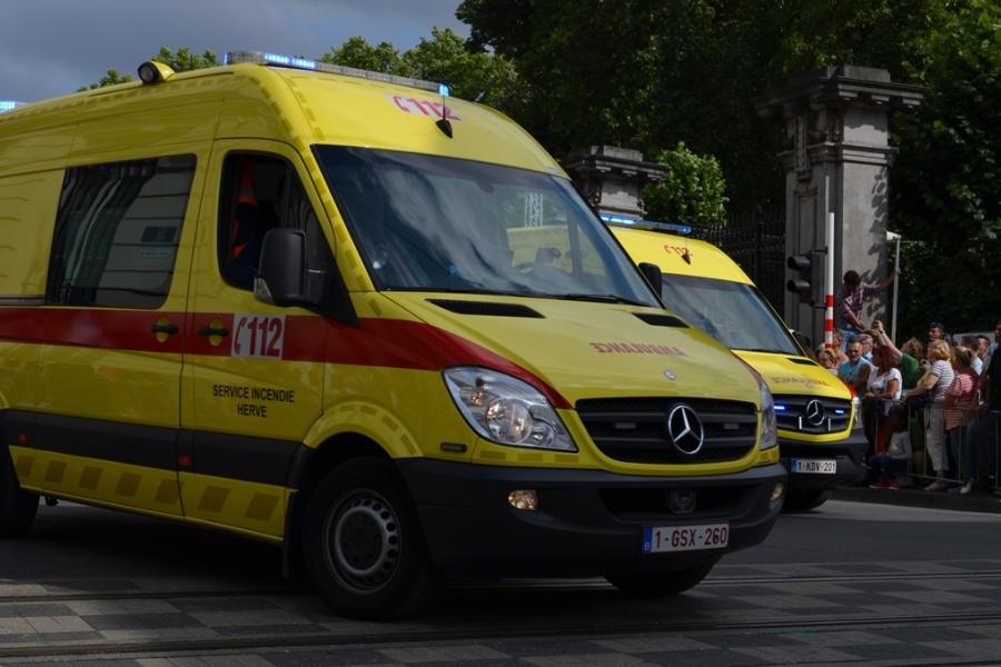 Dringende medizinische Hilfe