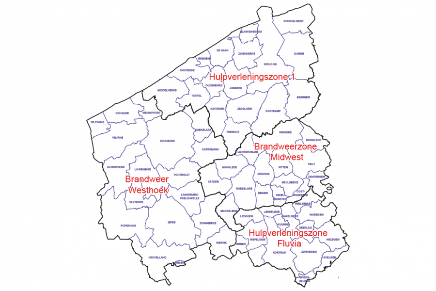 West-Vlaanderen