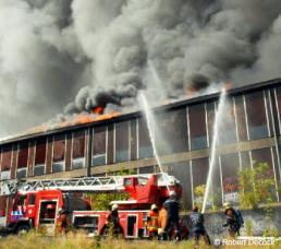 Brand Beringen
