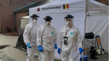 La Protection civile lutte contre la pandémie de la COVID-19